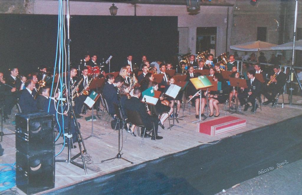 Concerto in piazza Castello
