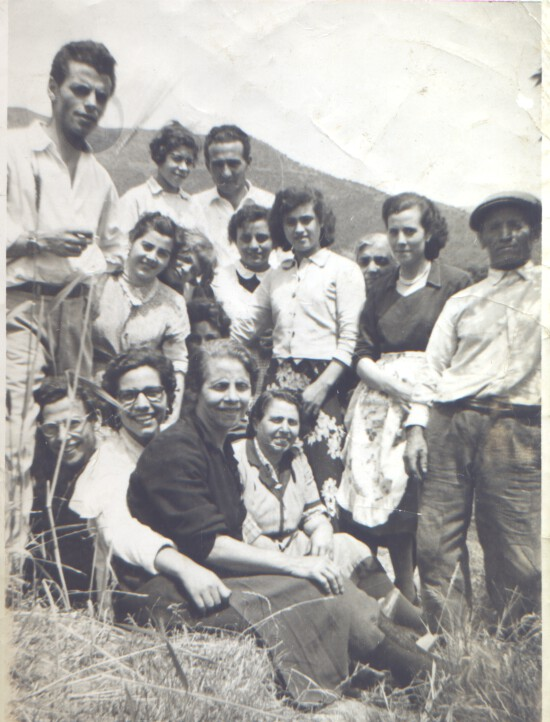 Gita A Polizzi 1955