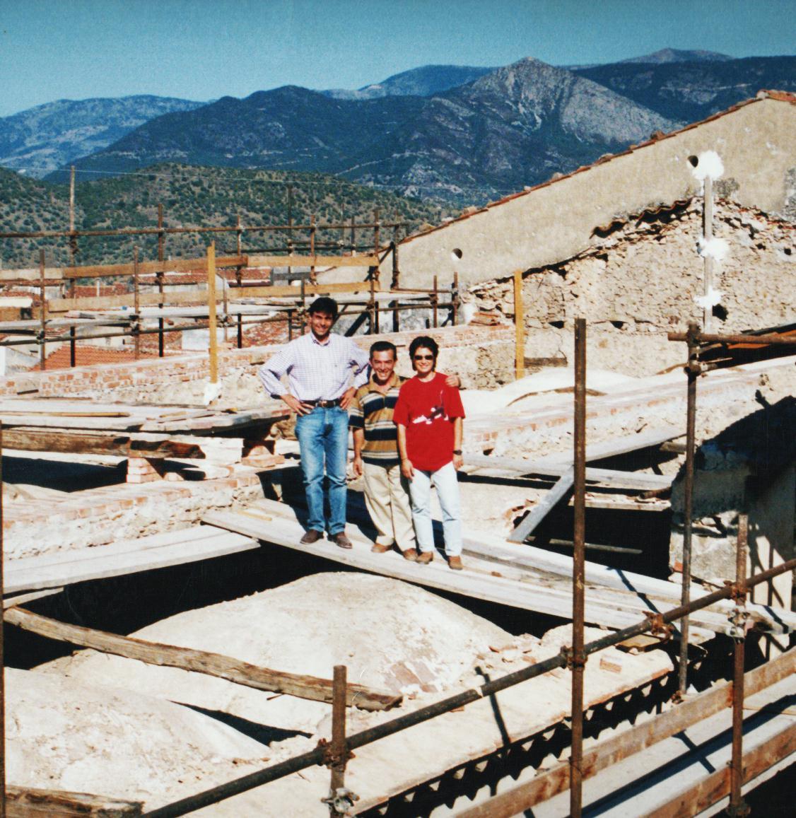 Rifacimento dell copertura del complesso di San Fracesco