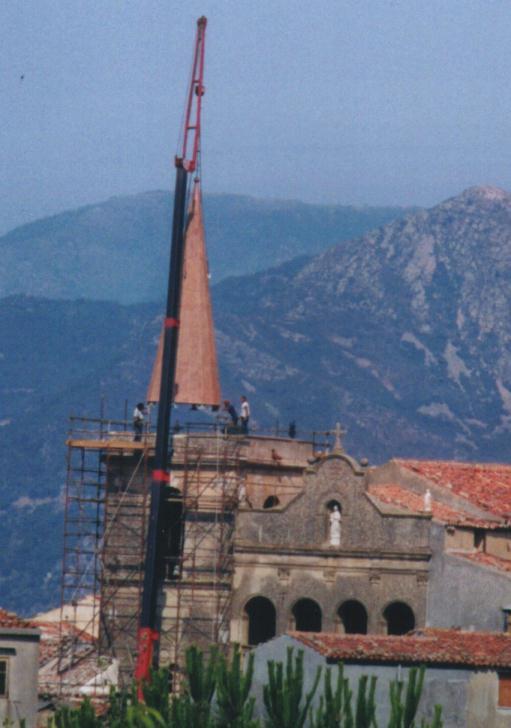 La nuova guglia di San Francesco
