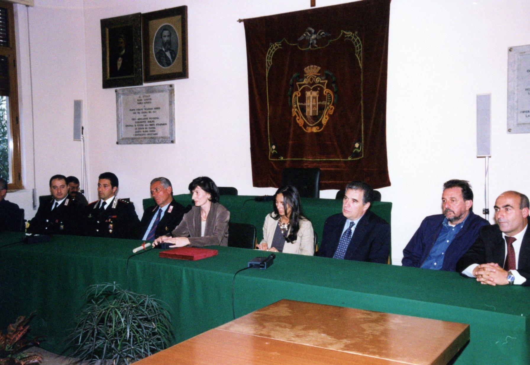 Consiglio Comunale 2002