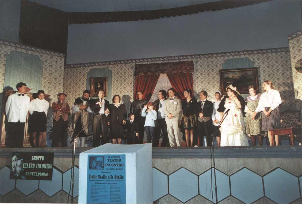 Dalle Stalle Alle Stelle - 2001