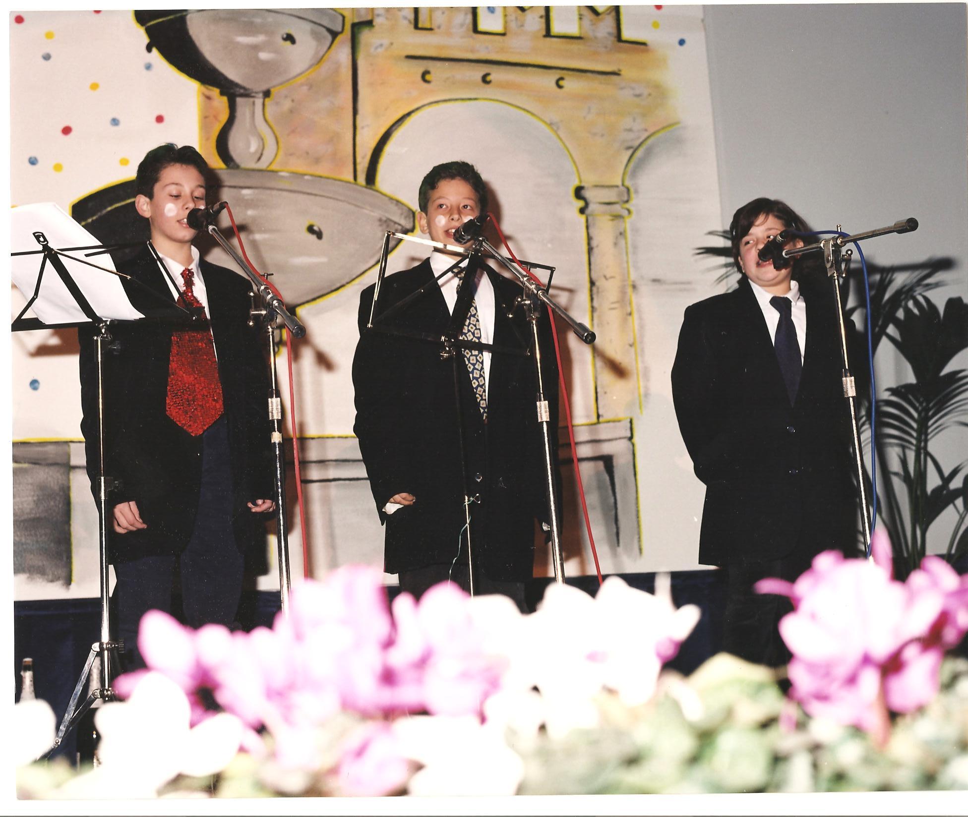 Veglione 2001