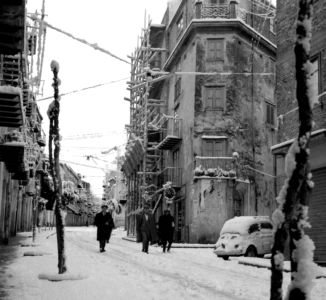 Via Vittorio Emanuele nel 62
