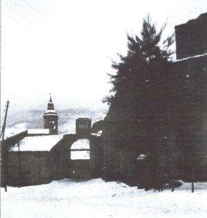 Porzione Nord dell'area castellana