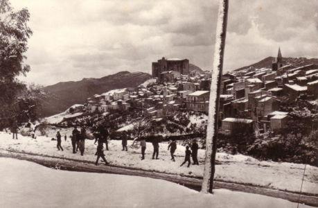 I quartieri a Ovest del castello negli anni '60