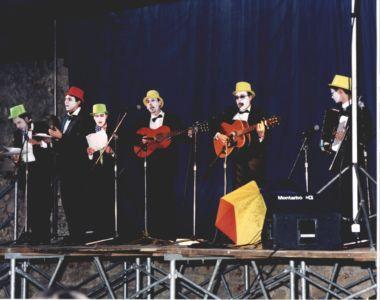 Maschera anni 2000