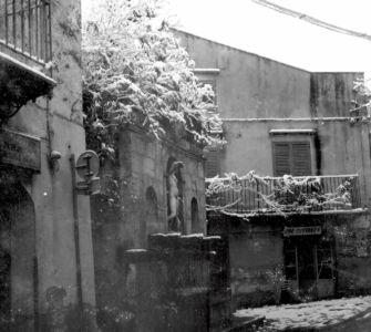 La Venere Ciprea imbiancata nel '77