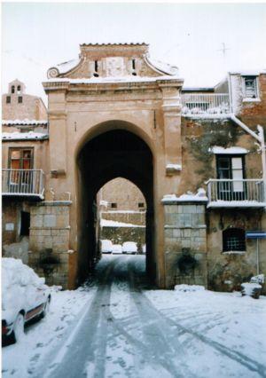 L'arco di Sant'Anna nel '99
