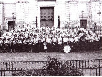 La formazione bandistica nel 2006