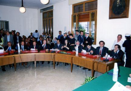 Consiglio Comunale 2002-07