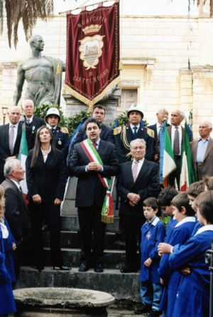Commemorazione del 4 novembre 2002