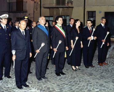 La processione di Sant'Anna 2002