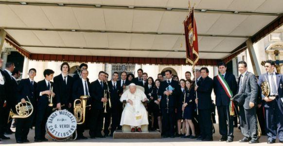 Panoramica Banda a San Pietro