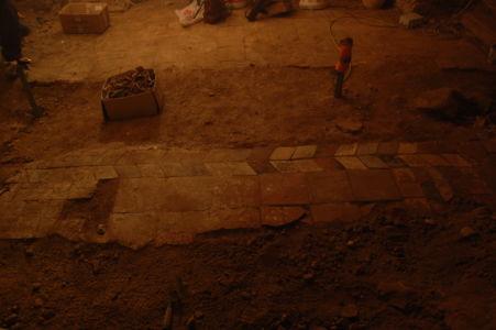 Pavimentazione originale