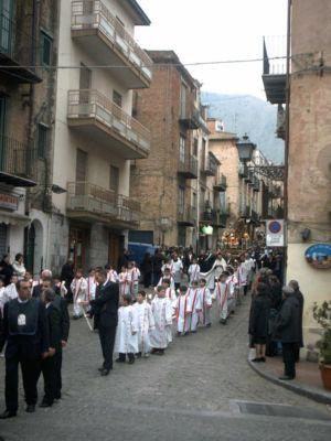 Processione di San Giuseppe 2006