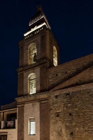 Particolare campanile