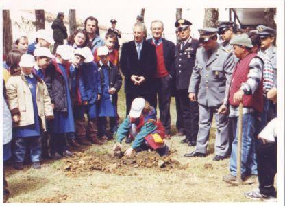 Festa Degli Alberi. 2000