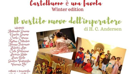 Castelbuono è una favola Winter edition
