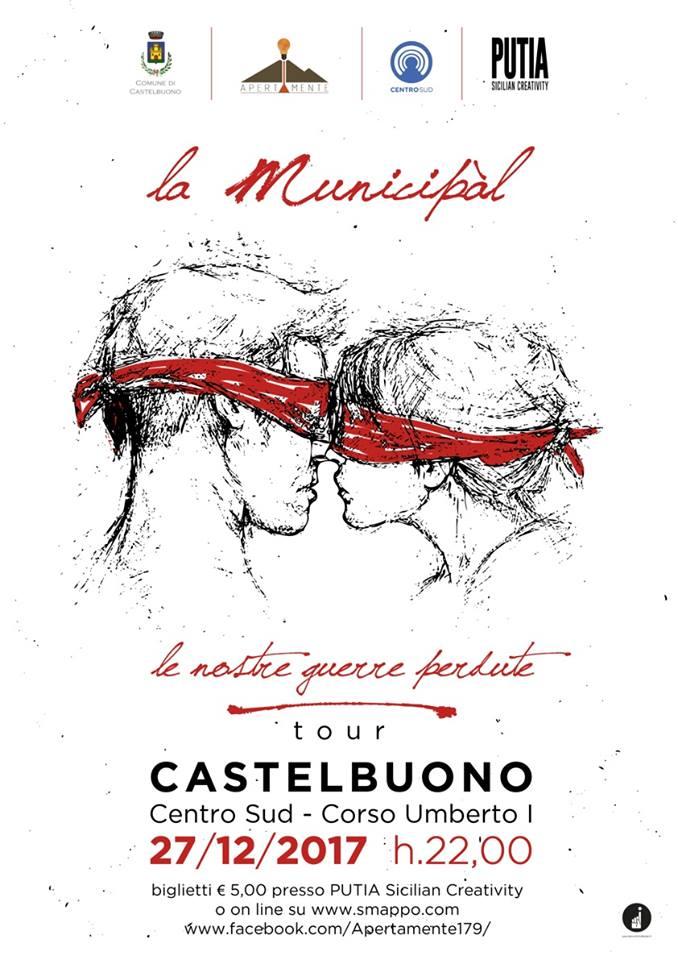 """""""La Municipàl"""" le nostre guerre perdute Tour Castelbuono"""