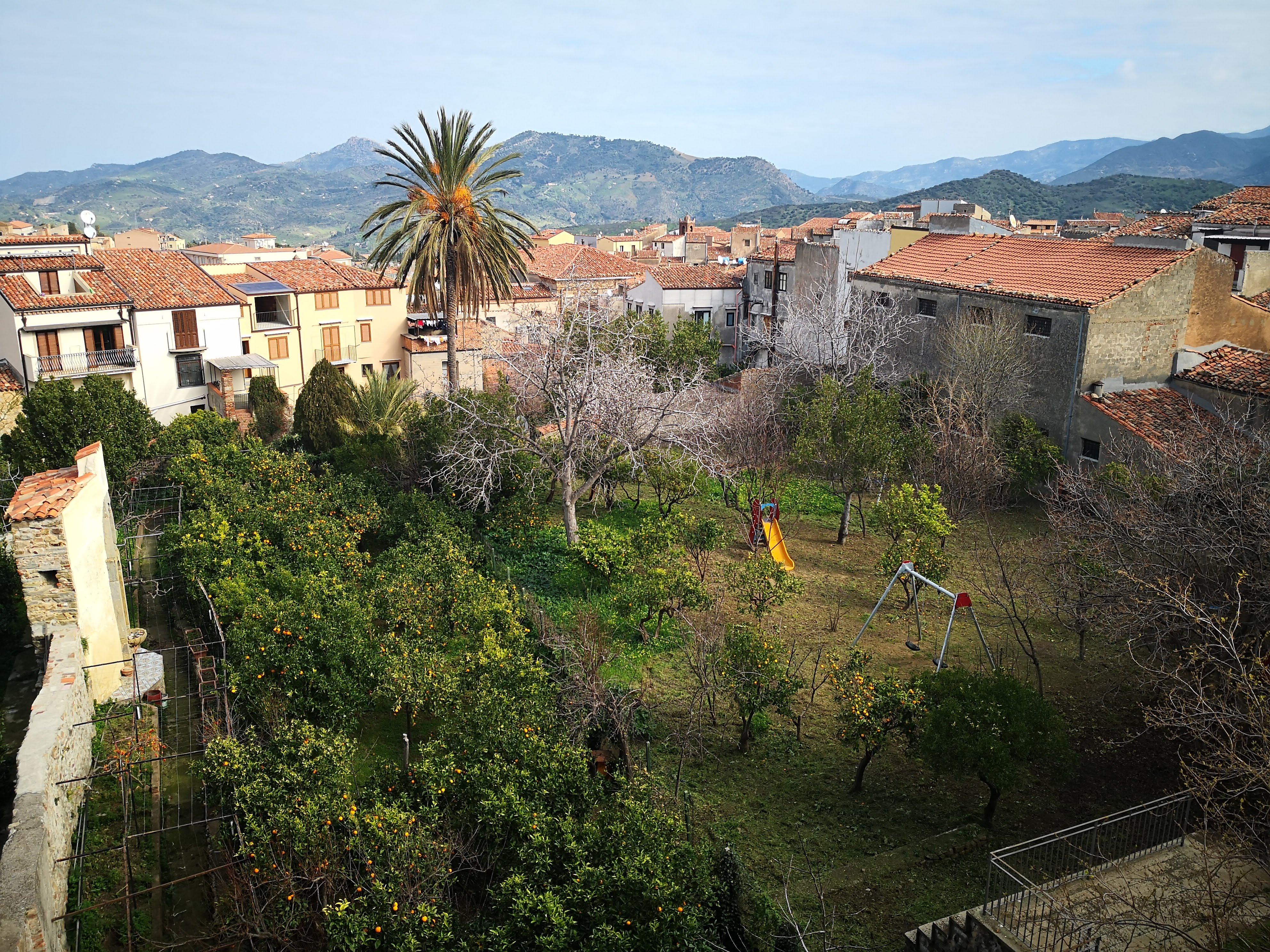 Giardino Botanico di Palazzo Failla